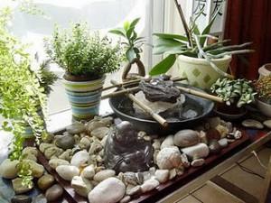 Accesorios para nuestro jardin zen floristerias Zaragoza