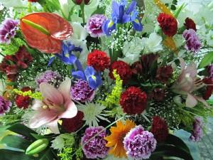 El dia de todos los santos floristerias Zaragoza