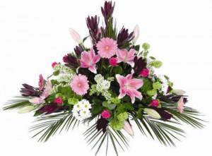 Flores Todos los Santos floristerias Zaragoza