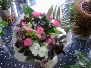 Flores para cumpleanos floristerias Zaragoza