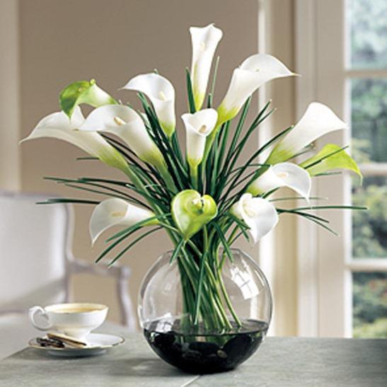 Decoraci n con plantas artificiales florister a la for Plantas artificiales para exterior