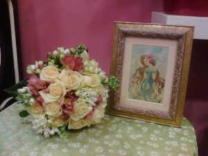 Ramo de novia floristerias Zaragoza