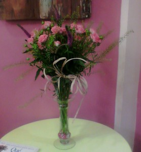 Jarron de flores floristerias Zaragoza