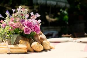 Flores para comuniones floristerias Zaragoza