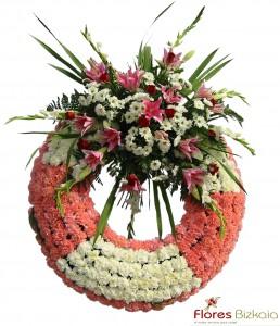 Coronas de flores 2 floristerias Zaragoza
