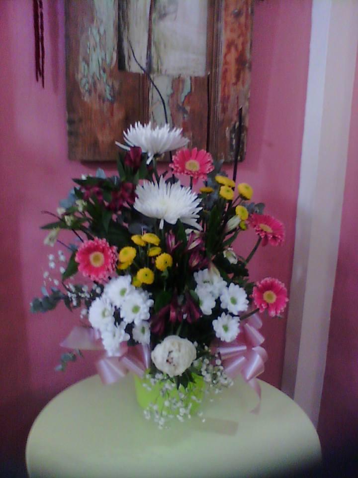 centro de flores 2
