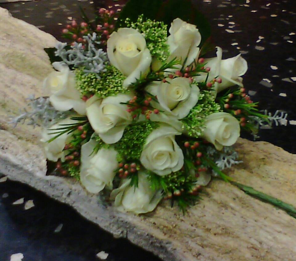 ramo de novia sandra