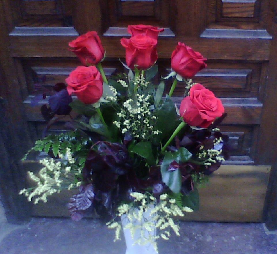 ramo de rosas zaragoza