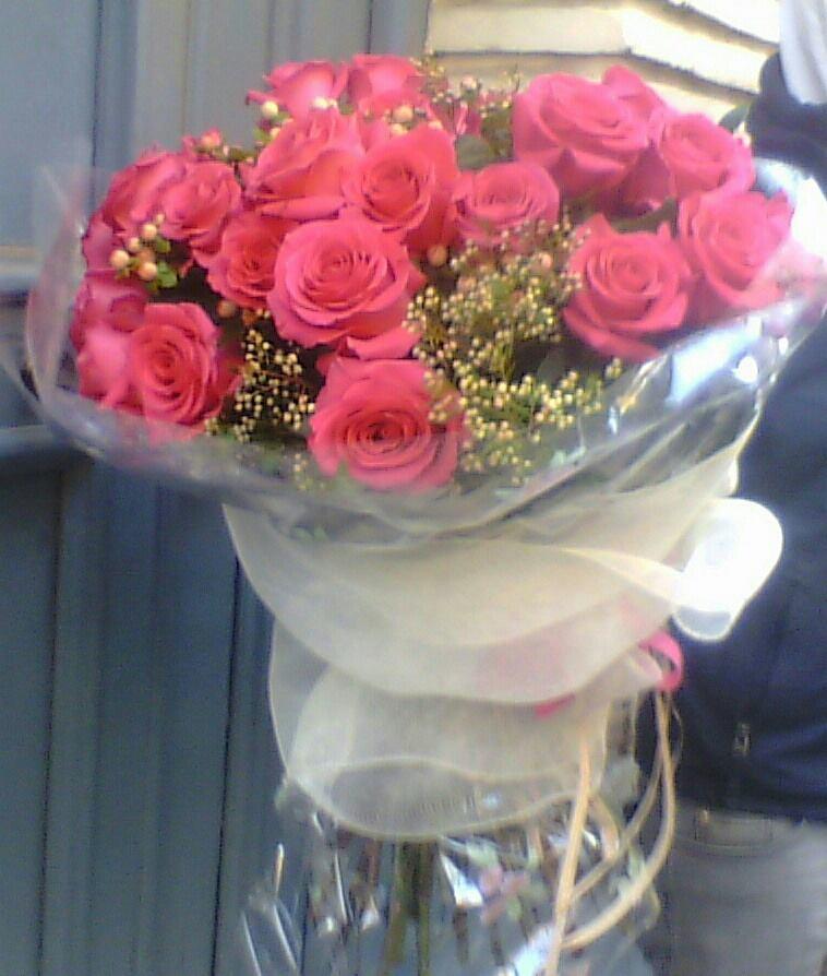 ramo rosas zaragoza
