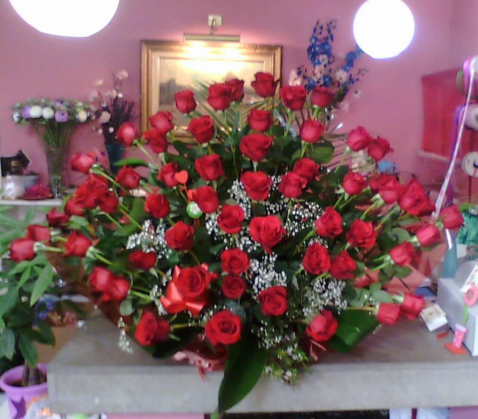 sesenta rosas