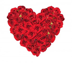 flores san Valentin floristerias Zaragoza