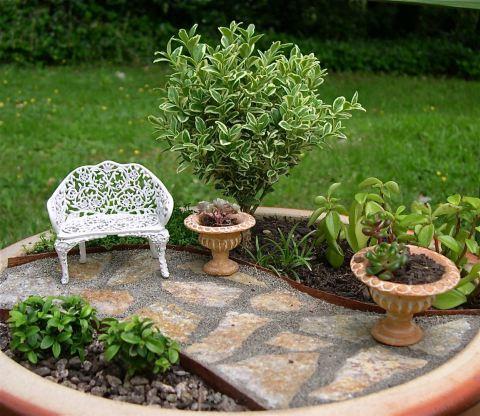 Jardines en miniatura Floristera La MaZeta Zaragoza