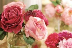 Flores artificiales para decorar Floristerias Zaragoza