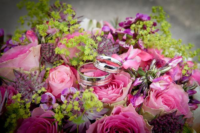 decoración con flores en bodas floristerias Zaragoza