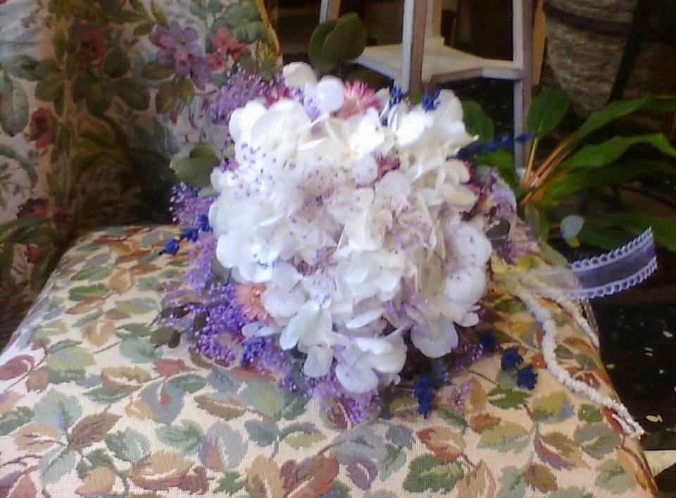 Flores preservadas para novia floristeria zaragoza
