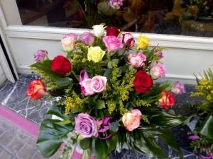 regalar flores floristerias zaragoza