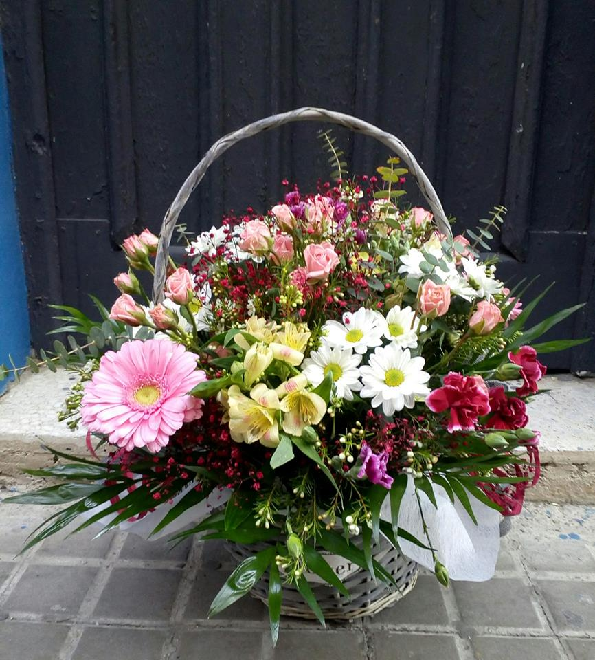 Flores en San Jose floristerías zaragoza