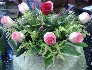 arreglos florales para comunion floristerias zaragoza
