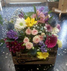 decorar con flores floristerias zaragoza