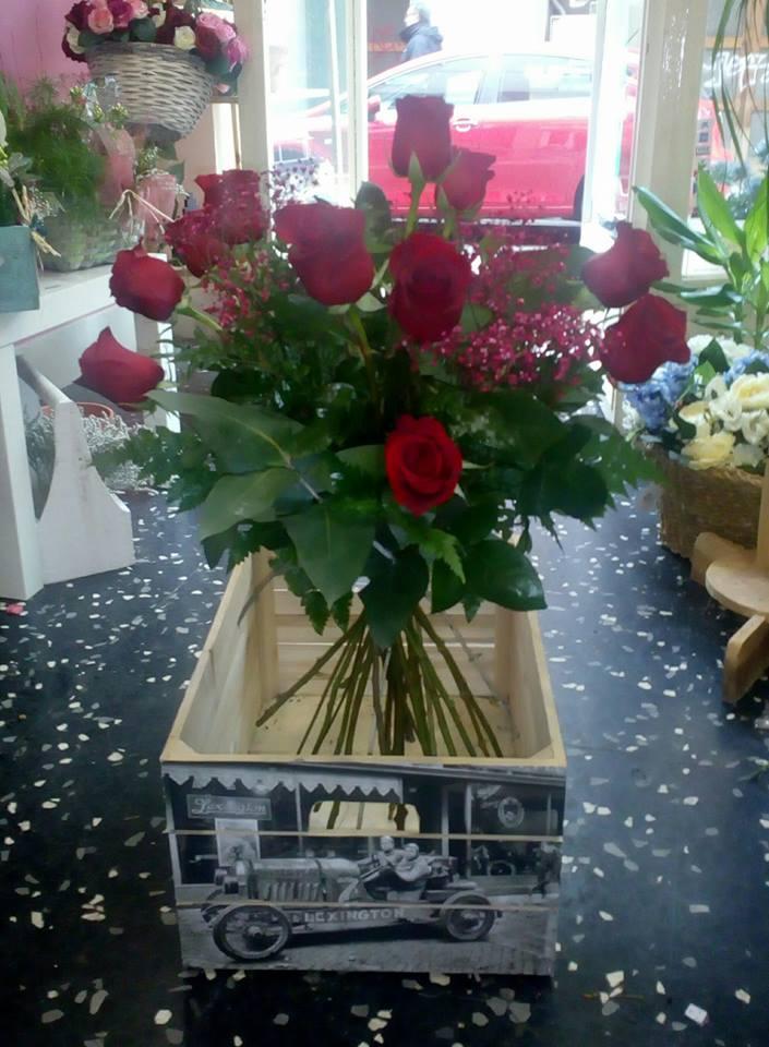 flores dia de la madre floristerias zaragoza