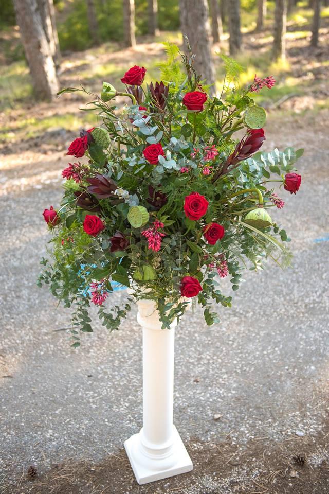 adorno floral floristeria zaragoza