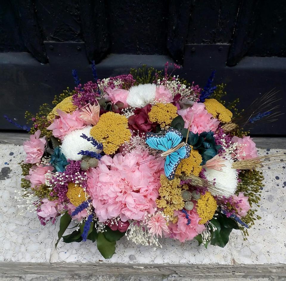 flor preservada floristeria la mazeta zaragoza