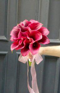 ramos de novia floristerias zaragoza