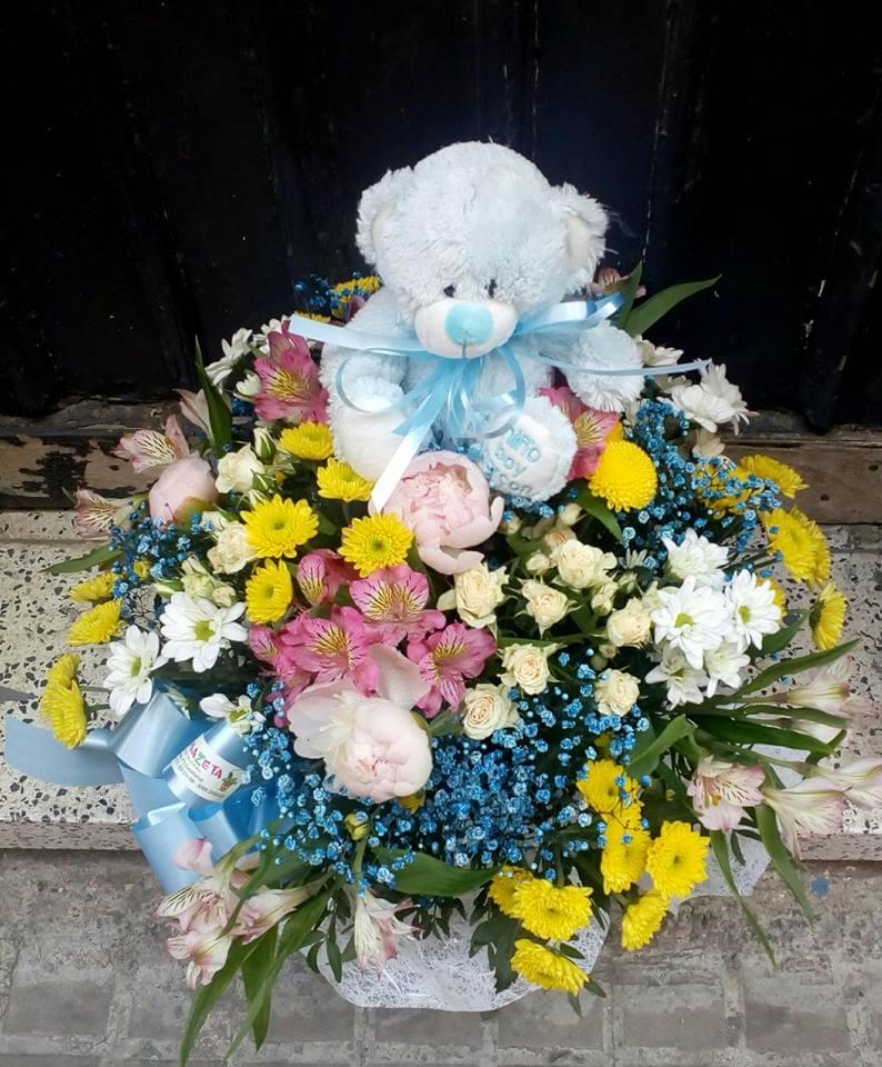 flores para nacimientos floristerias zaragoza