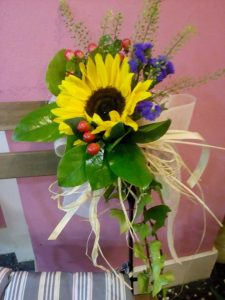 Flores para decorar floristerias zaragoza