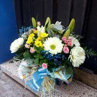 Ramos de Flores para cumpleaños floristerías Zaragoza.