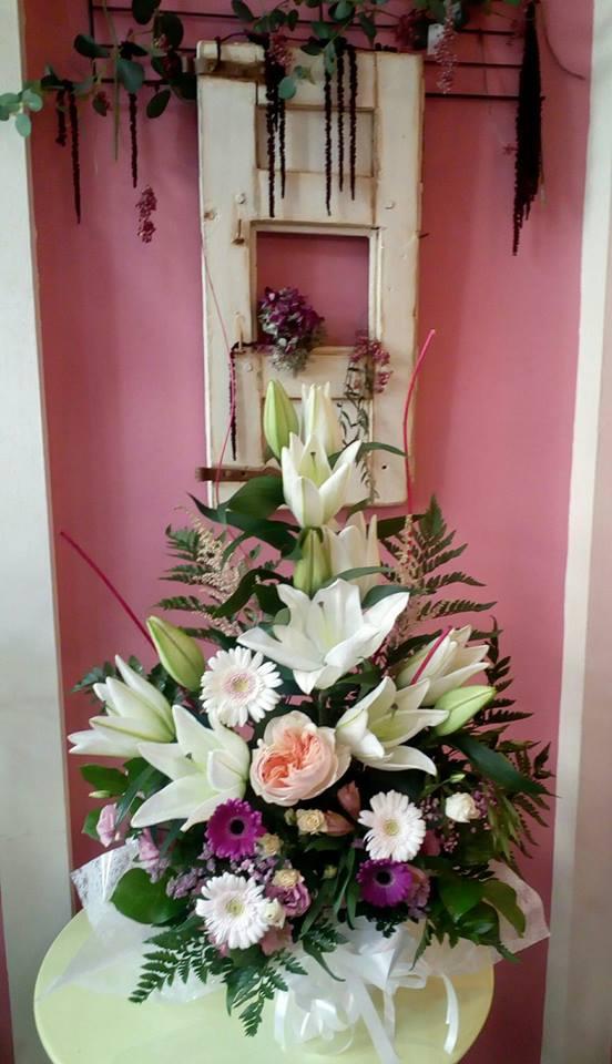 Ramos para cumpleaños floristerias zaragoza
