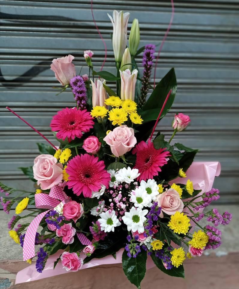 Centros de flores floristerias zaragoza