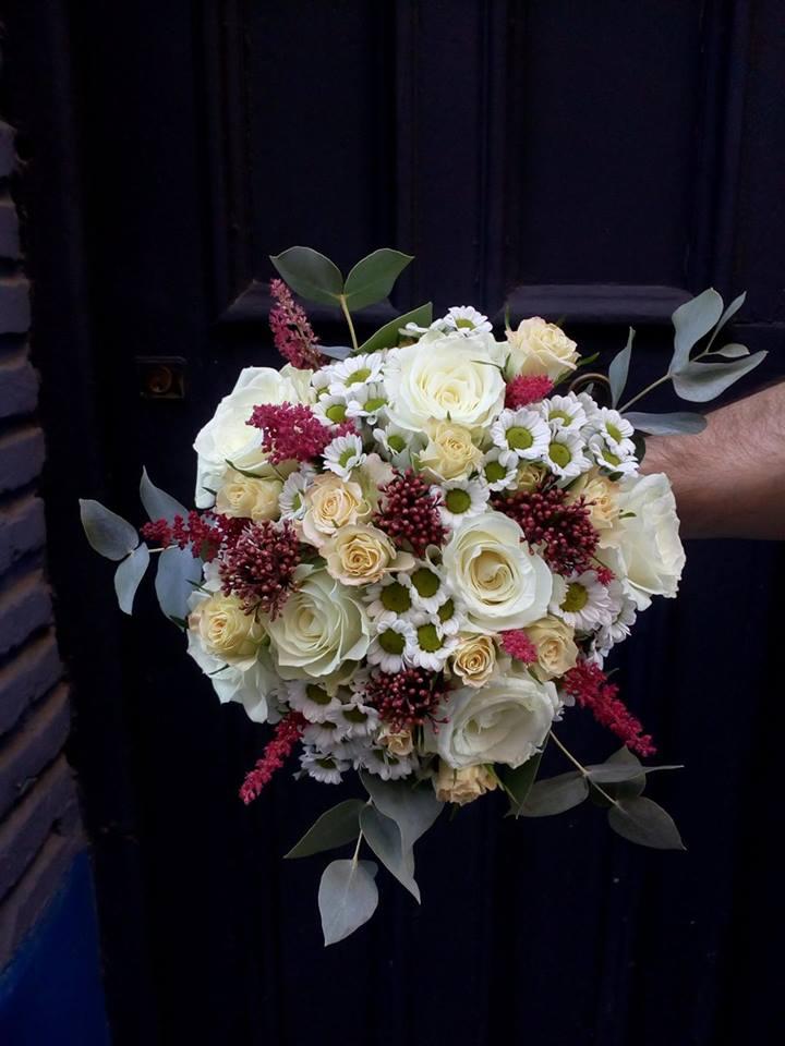 ramos para novias floristerias zaragoza