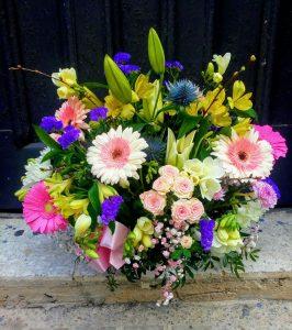 Ramos de flores para felicitar floristerias zaragoza