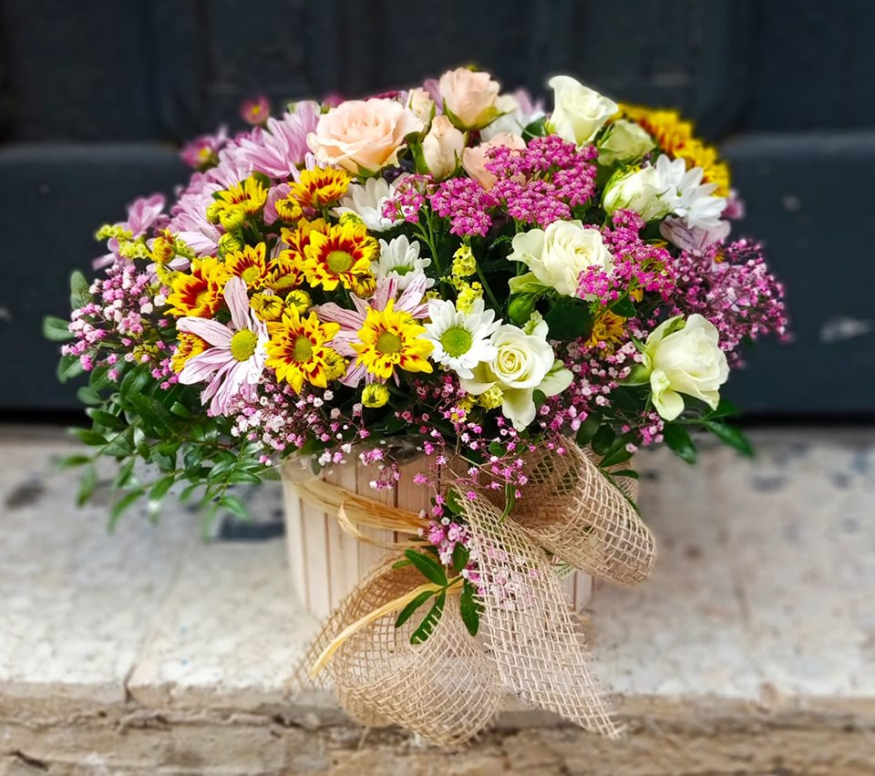 centro de flores Floristerias zaragoza
