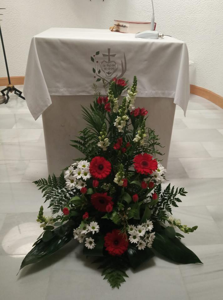 decoracion con flores para bodas floristerias zaragoza