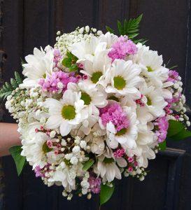 ramo de la novia floristerias Zaragoza