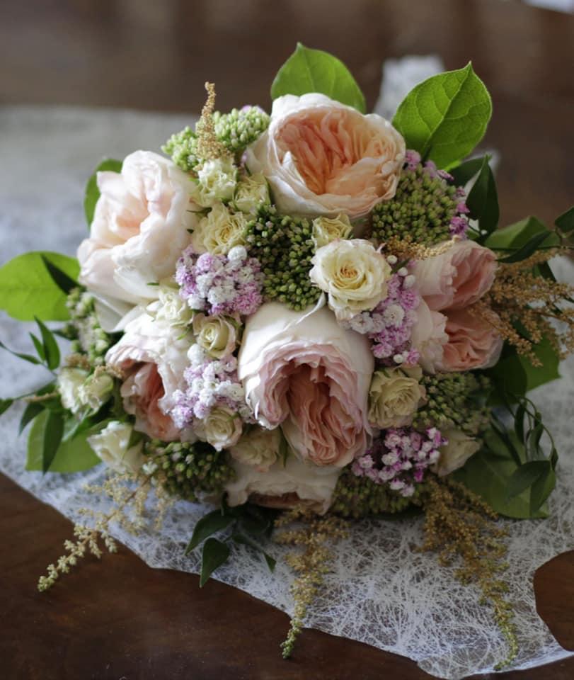 Flores en tu boda floristerias zaragoza