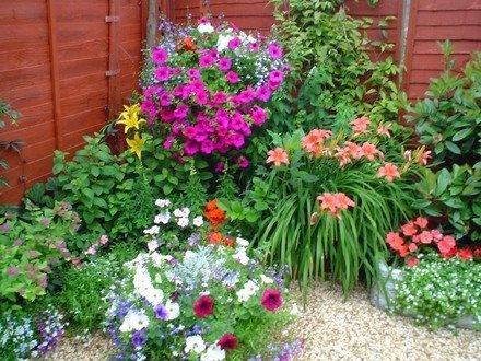 Jardines para espacios pequeños floristerias zaragoza