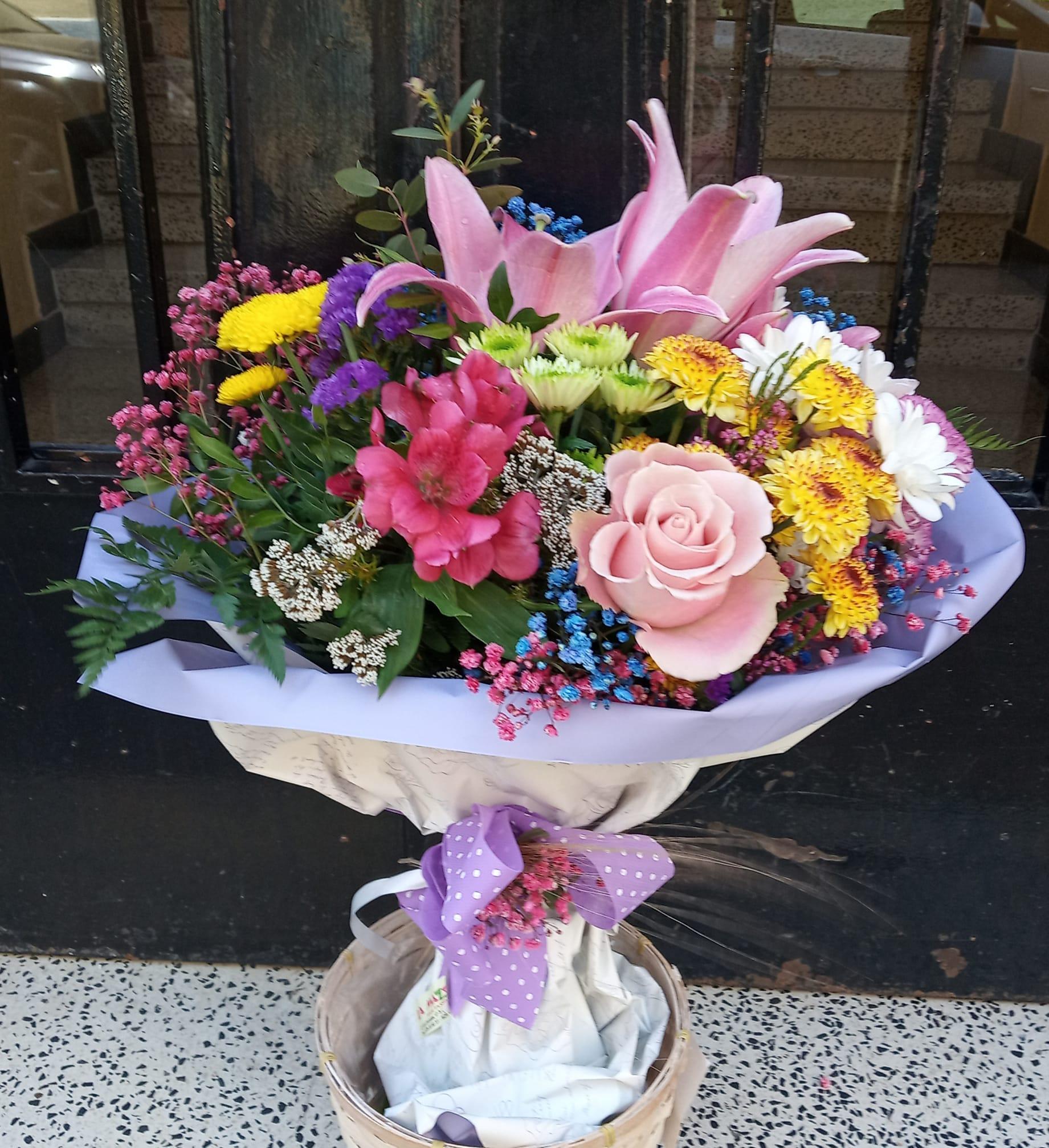 Ramos de flores floristerias zaragoza