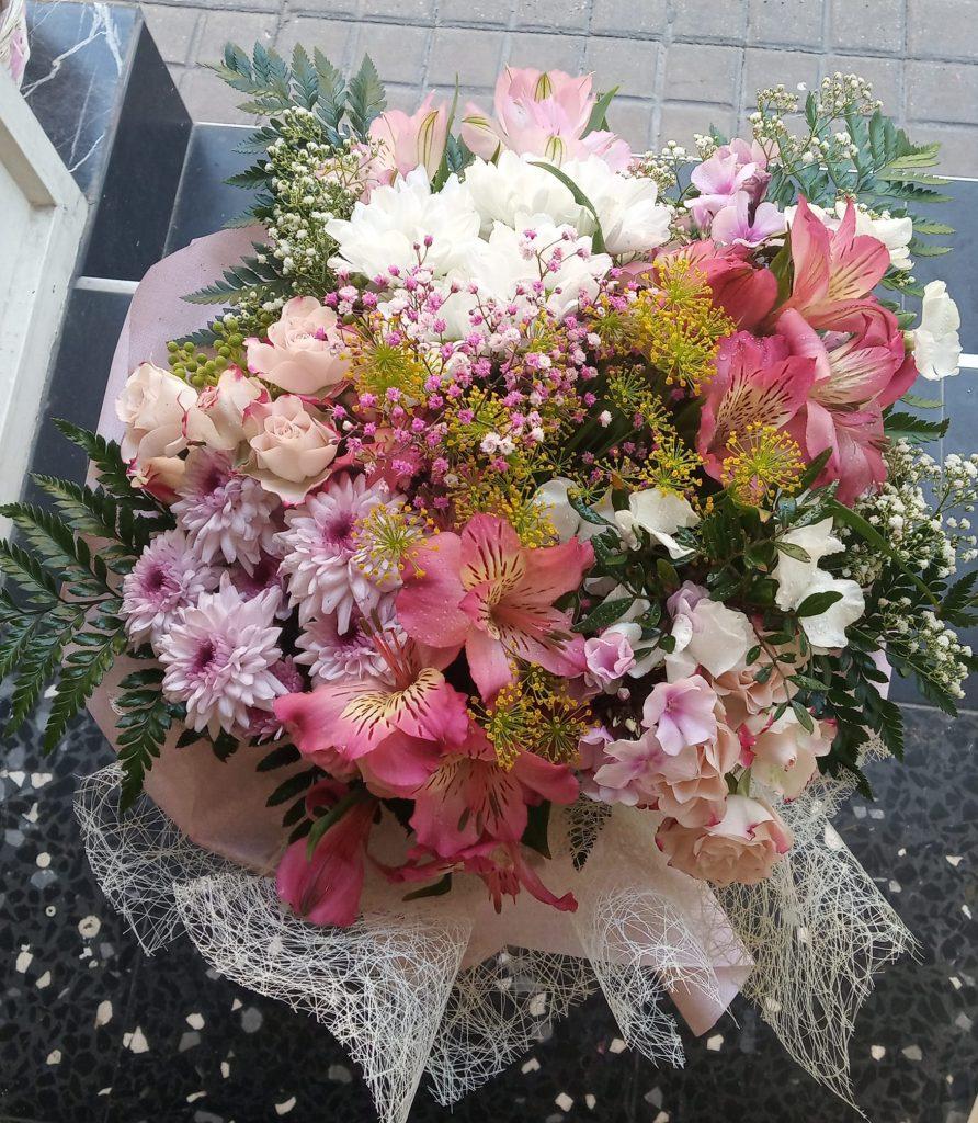 Regalar ramos de flores floristerias zaragoza