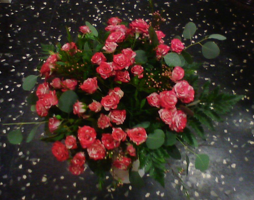 Regalar flores floristeias Zaragoza